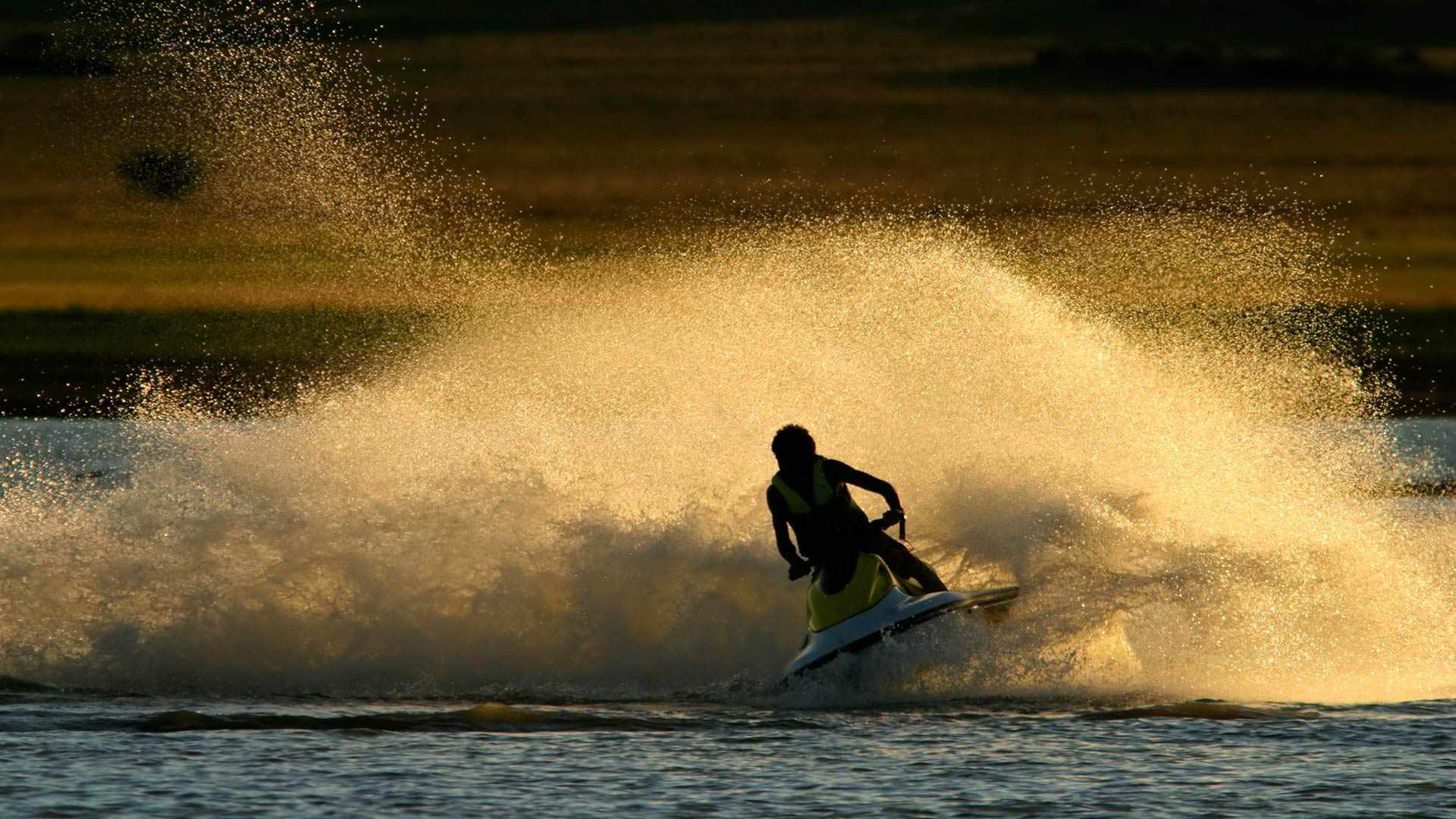 Imagen de Máxima potencia en el agua